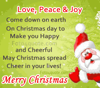 Christmas cards and quotes merry xmas foto 4 quote free christmas cards merry christmas quotes and wishes romantic xmas wishes santa claus m4hsunfo