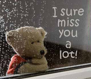 Missing you quotes – I miss you a lot